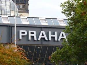 Prag Bahnhof